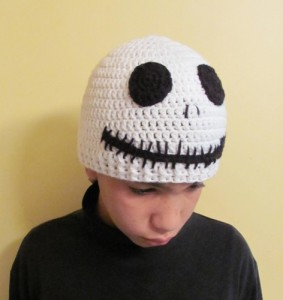 Jack Skellington Beanie Hat