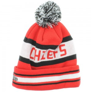 Kansas City Chiefs Beanie