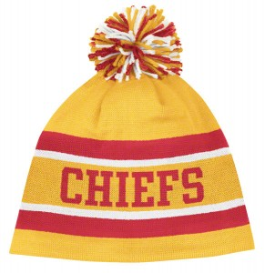 Kansas City Chiefs Beanie Hat