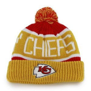 Kansas City Chiefs Beanie with Pom