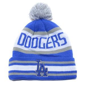 LA Dodgers Beanie Hat