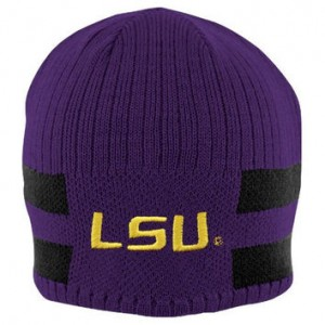 LSU Beanie Images