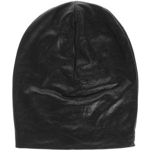 Leather Beanie Images