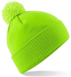 Lime Green Beanie Hat