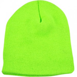 Lime Green Beanie Images