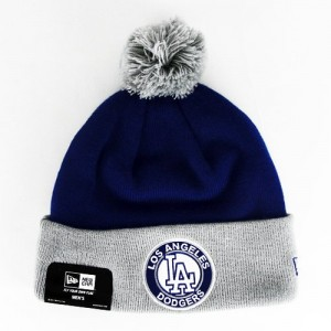 Los Angeles Dodgers Beanie