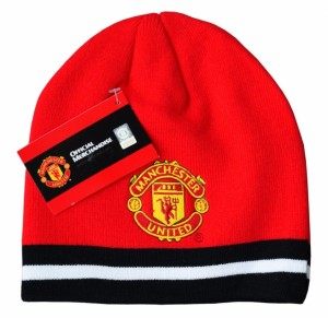 Manchester United Beanie Cap