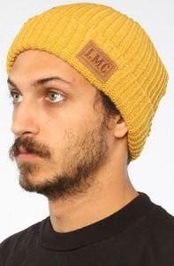 Mens Mustard Beanie