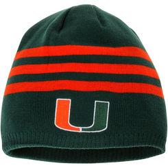 Miami Hurricane Beanies