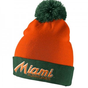 Miami Hurricanes Beanie Pictures