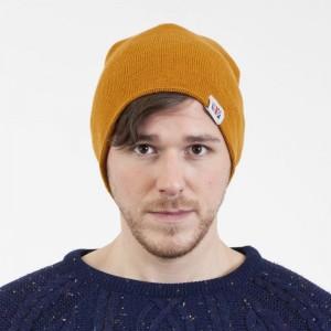 Mustard Beanie Hat