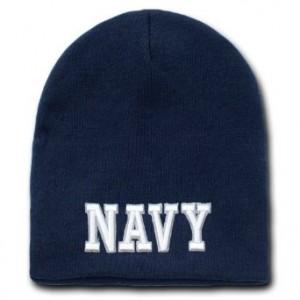 Navy Beanies