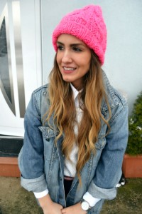 Neon Beanie Pictures