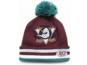 New Era Mighty Ducks Beanie