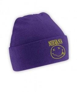 Nirvana Beanie Hat