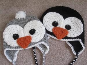 Penguin Beanie Crochet