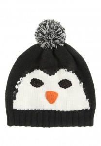 Penguin Beanie Hat