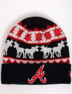 Pictures of Atlanta Braves Beanie