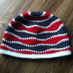 Pictures of Brain Waves Beanie