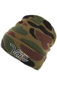 Pictures of Camouflage Beanie