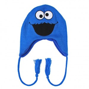 Pictures of Cookie Monster Beanie