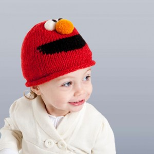 Pictures of Elmo Beanie