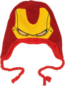 Pictures of Iron Man Beanie