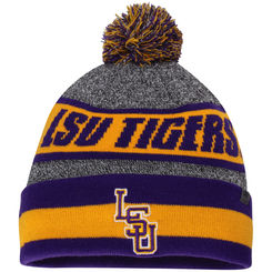 Pictures of LSU Beanie
