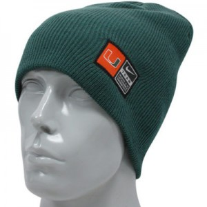 Pictures of Miami Hurricanes Beanie