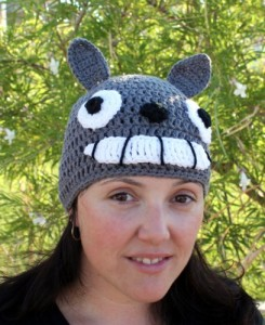 Pictures of Totoro Beanie