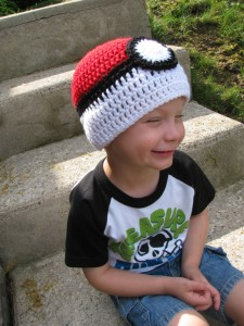 Pokeball Beanie Pictures