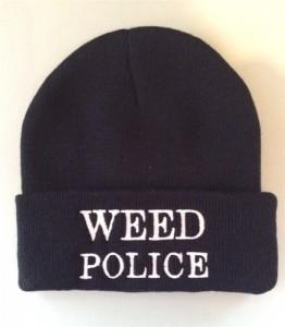 Police Beanie