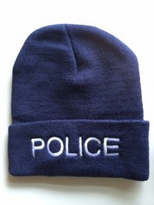 Police Beanie Caps