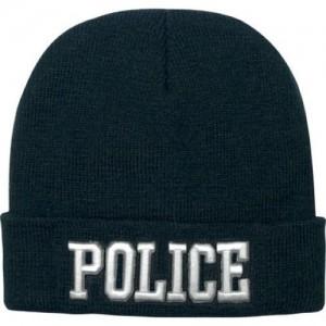 Police Beanie Hat