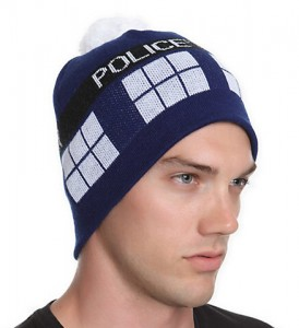 Police Beanie Pictures