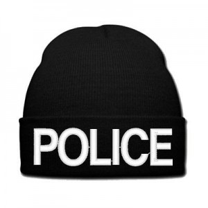 Police Beanies