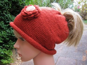 Ponytail Beanie Pictures