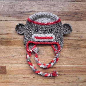 Sock Monkey Beanie Pictures