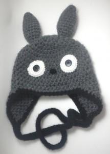 Totoro Beanie Crochet Pattern