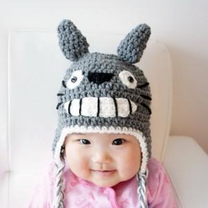 Totoro Beanie Hat