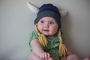 Viking Beanie Baby