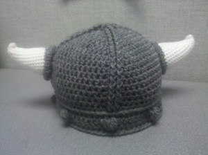 Viking Beanie Crochet Pattern