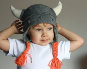Viking Beanie Knitting Pattern
