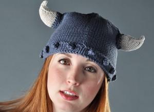 Viking Helmet Beanie