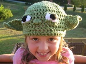 Yoda Beanie Hat