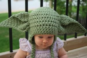 Yoda Beanie Pattern