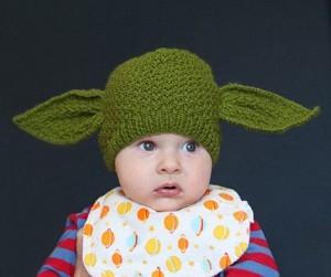 Yoda Beanies