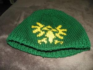 Zelda Beanie Crochet