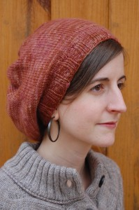 Beret Beanie Knitting Pattern
